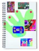 5-5-2015babcdefghijklmnopqrtuvwxyzabcdefghijk Spiral Notebook