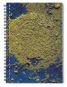 Aerosolized Droplet Of Toilet Water Sem Spiral Notebook