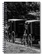 Amish Country Spiral Notebook