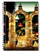 5 Bells Spiral Notebook