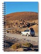 Bolivia Spiral Notebook