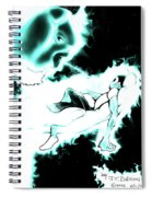 Breath Of Life Spiral Notebook