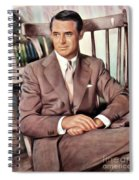 Cary Grant, Vintage Actor Spiral Notebook