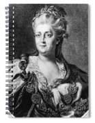 Catherine II (1729-1796) Spiral Notebook