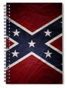Confederate Flag 8 Spiral Notebook