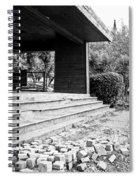 Derelict Building Spiral Notebook