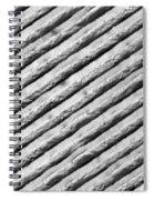 Diffraction Grating Tem Spiral Notebook