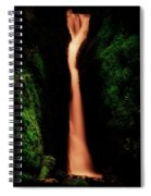 Dollar Glen In Clackmannanshire Spiral Notebook