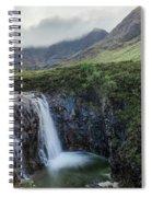 Fairy Pools - Isle Of Skye Spiral Notebook
