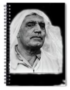 Film Homage The Passion Of Joan Of Arc 1928 Rodeo Spectator Tucson Arizona 1968-2009 Spiral Notebook