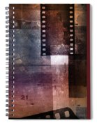 Film Strips 3 Spiral Notebook