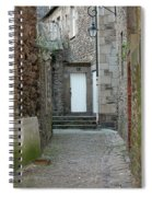 French Doors Spiral Notebook