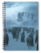 Game Of Thrones Spiral Notebook