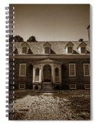 George Mason's Gunston Hall Spiral Notebook