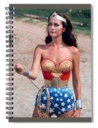 Girl Spiral Notebook