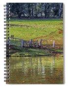 Golden Valley Tree Park Spiral Notebook