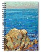 Granville Redmond Spiral Notebook