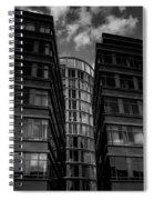 Hamburg  Spiral Notebook