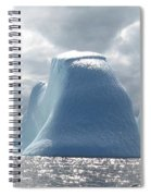 Iceberg Spiral Notebook