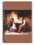 In Disgrace William Henry Midwood Spiral Notebook
