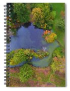 Kingwood Center Gardens Spiral Notebook