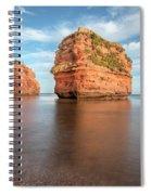Ladram Bay - England Spiral Notebook