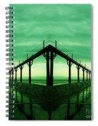 Lighthouse Reflections Spiral Notebook