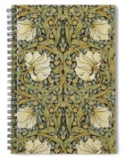Pimpernel Spiral Notebook