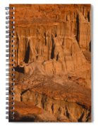 Red Cliffs  Spiral Notebook