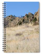 Red Rock Canyon Open Space Park Spiral Notebook