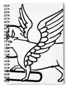 Saint Luke Spiral Notebook