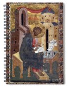 Saint Mark Spiral Notebook