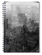 San Francisco Earthquake Spiral Notebook