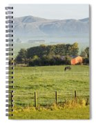 Scottish Scenery Spiral Notebook