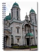 The Basilica Spiral Notebook
