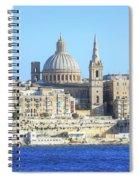 Valletta - Malta Spiral Notebook