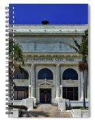 Ventura City Hall Spiral Notebook