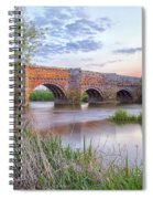 White Mill - England Spiral Notebook