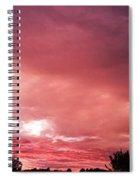 50 Shades Of Purple Spiral Notebook