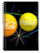 50s Solar System Spiral Notebook