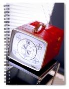 50s Tv Spiral Notebook