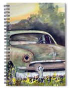 51 Ford Spiral Notebook