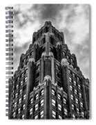 519 8th Avenue, Midtown New York Spiral Notebook