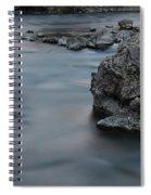 Grand Falls Spiral Notebook