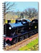 541 South Spiral Notebook