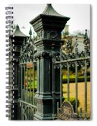 5603 St. Charles Ave Fence- Nola Spiral Notebook
