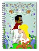 565   Springtime V Spiral Notebook