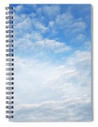 Clouds Spiral Notebook