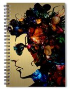 Bob Dylan Collection Spiral Notebook