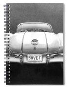 58vet Spiral Notebook